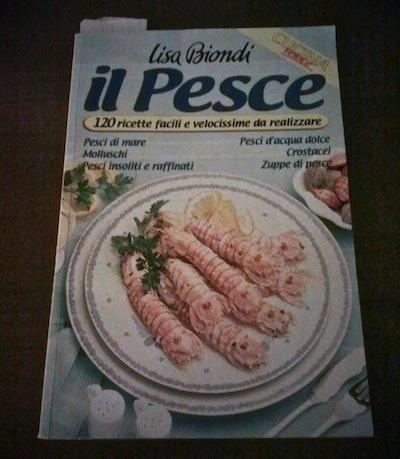 """Libro """"il Pesce"""" di Lisa Biondi"""