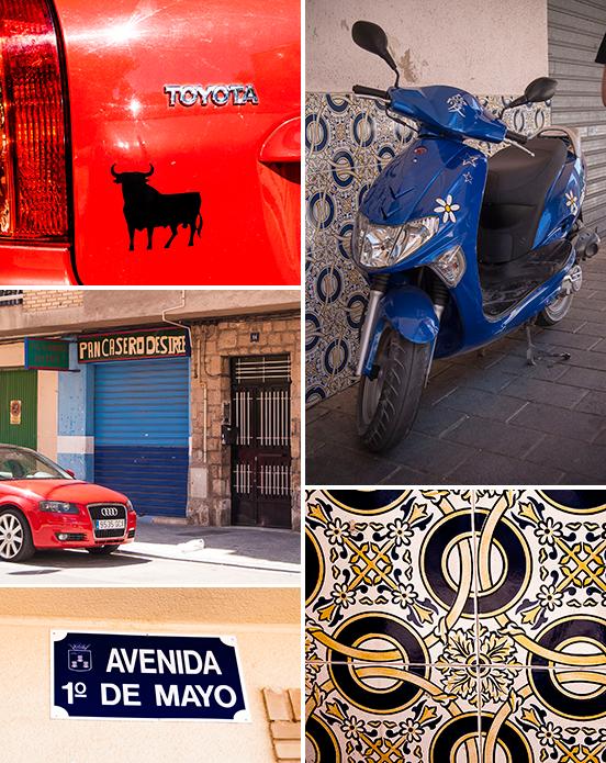 Scorci e colori di Albacete