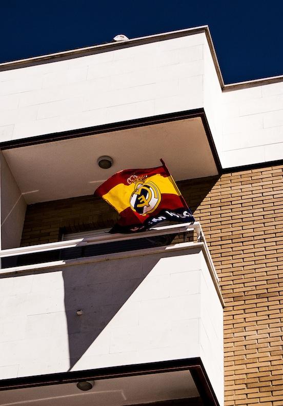 Bandiera della Spagna - Mondiali di calcio 2012