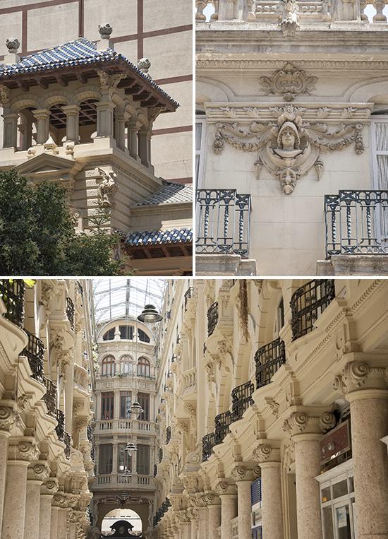 Centro di Albacete, scorci