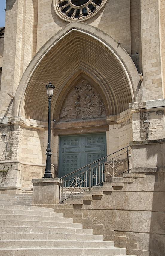 Cattedrale di Albacete, portone principale