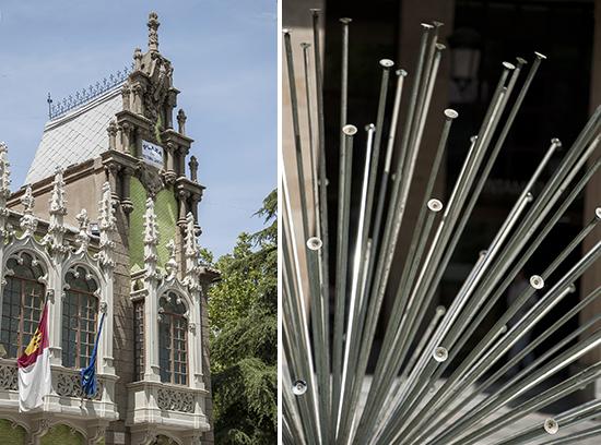 Museo della Chuchilleria e fontana, Albacete