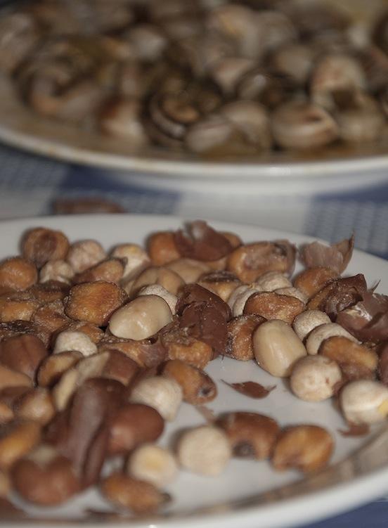 Frutta secca tostata alla Feria, Albacete