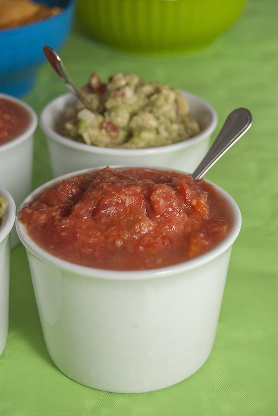 Salsa rossa messicana