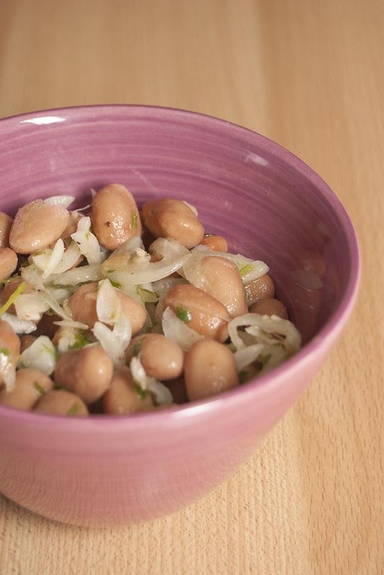 Fagioli con la cipolla