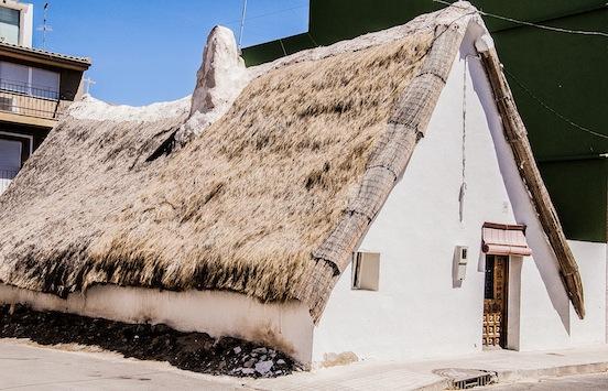 Casetta pittoresca a El Palmar, Valencia