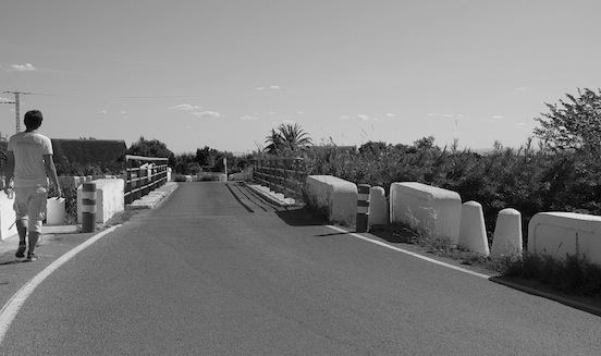 Via verso l'Albufera, Valencia