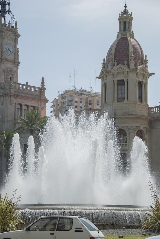 Plaza de l'Ayuntamiento, Valencia