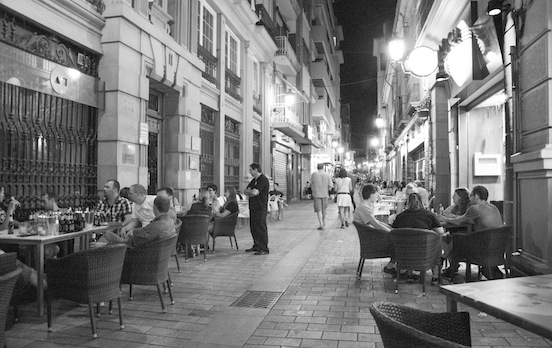 Davanti al Bolshoi, Albacete