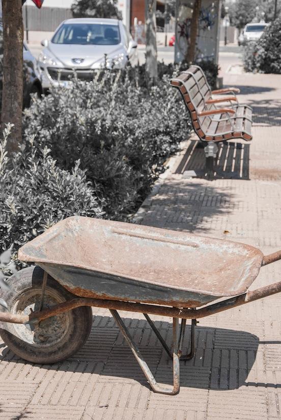 Carriola di giardiniere, Albacete