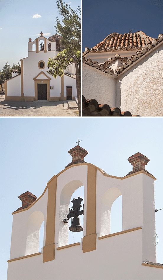 Eremita di San Antonio Abate, Chinchilla