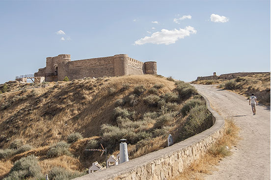 Castello di Chinchilla de Monte-Aragón
