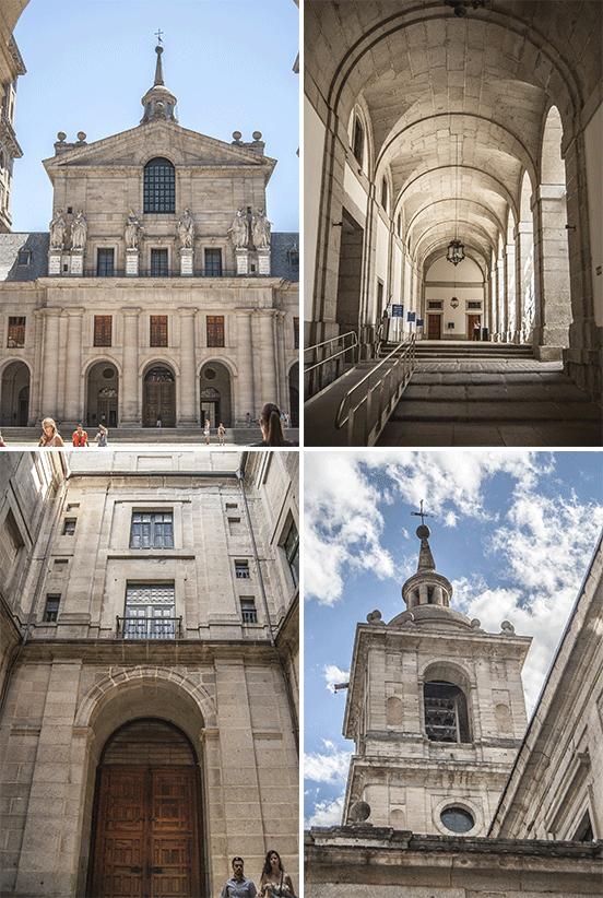Monastero del El Escorial, scorci