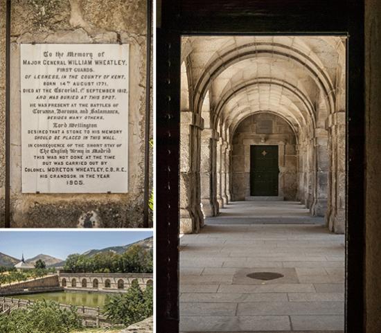 Monastero, i giardini