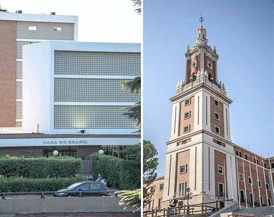 Casa do Brasil e Museo dell'America, Madrid