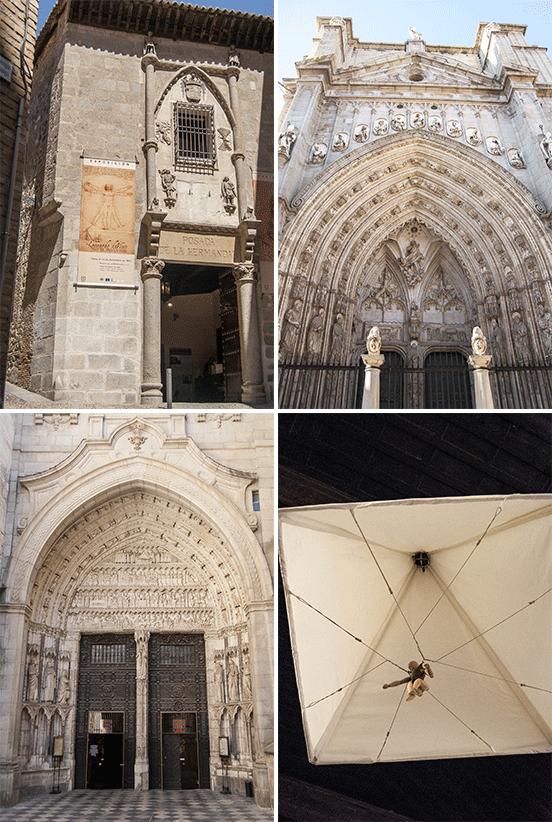 Cattedrale e mostra di Leonardo da Vinci, Toledo