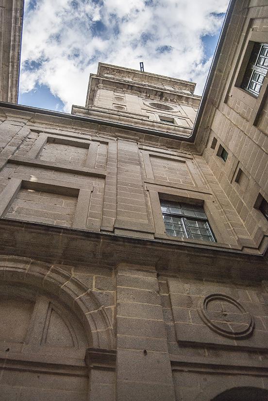 El Escorial, Residencia del Principe