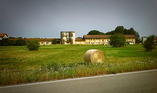 Azienda agricola vicino Piancada