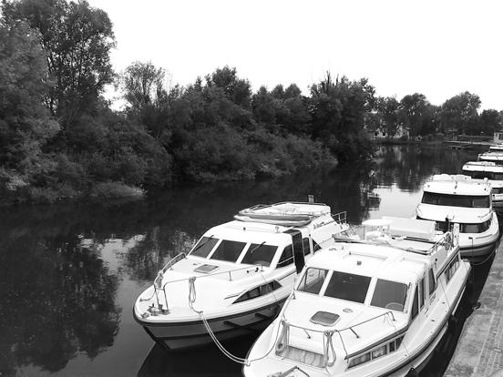 Barche sullo Stella, Precenicco
