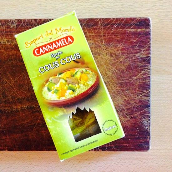 Spezie per couscous - Cannamela