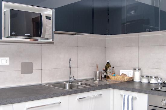 La nuova cucina di Viagginfoto